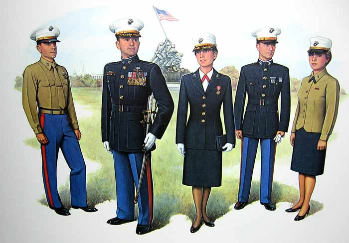 marine corps order p1020 Discharged from the marine corps with other than honorable (oth), bad conduct (bcd) and dishonorable (dd) characterization of service are updated c paragraph 1307a(1.