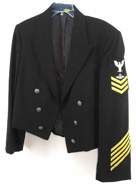 Navy Uniforms: Navy Enlisted Uniform Jackets